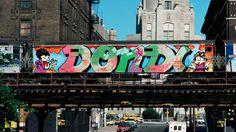 """Classic NYC Graffiti art """"DONDI"""" STYLE MASTER  #graffiti #art"""