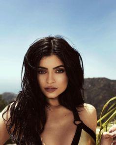 Kylie jenner make up