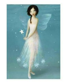 Wish Fairy by Stephen Mackey - The Faerie Folk Fairy Dust, Fairy Land, Fairy Tales, Stephen Mackey, Illustrator, Art Carte, Kobold, Art Et Illustration, Love Fairy