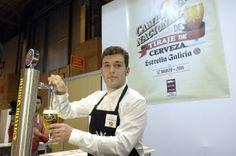 Daniel Giganto se proclama Mejor Tirador de Cerveza de España - http://www.conmuchagula.com/2014/03/13/daniel-giganto-se-proclama-mejor-tirador-de-cerveza-de-espana/
