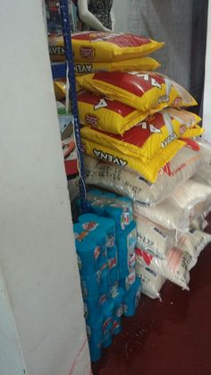 Good donation to 10 families in Piura Peru during the expedition