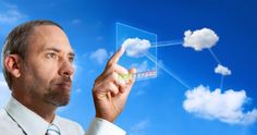 What is the cloud computing scenario for 2012?