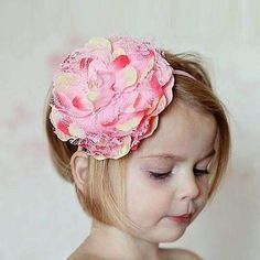 3Pcs Baby Girl Headbands Flowers Floral Crown Nylon Hair Band for Newborn Toddler Photo Props Seaside Holiday Dec