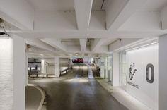 Каким должен быть современный паркинг: пример из Швеции :: Статьи