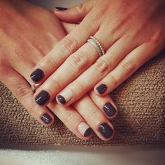 Cristalac#grigiopiombo#tantoamore#nails#Fedenails
