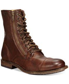 Frye Tyler Double Zip Boots