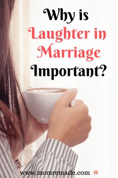 Why Laughter in Marriage is Important-Mom Remade. Do you have a strong marriage? Are you laughing more than fighting? Recently, my husband and I had a big problem - a mouse in the house. I had two choices: have a tantrum or work together to resolve the ma Marriage Goals, Strong Marriage, Saving A Marriage, Good Marriage, Marriage Life, Happy Marriage, Marriage Advice, Fierce Marriage, Marriage Thoughts