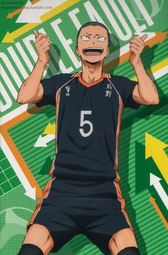 haikyuu official art - Cerca con Google