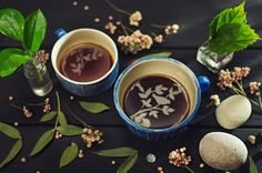 https://flic.kr/p/rJuedx | Gardener's tea