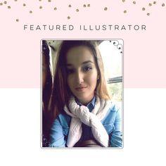 Illustration Boutique Featured Illustrator | Aleksandra Dobanovacki