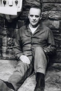 Sir Anthony Hopkins starring as Hannibal the Cannibal.As sick as it sounds, I thought he was sexy in this part, just like De Niro in Cape Fear. Anthony Hopkins Hannibal Lecter, Dr Hannibal Lecter, Sir Anthony Hopkins, Sci Fi Horror Movies, Horror Icons, Hannibal Red Dragon, I Movie, Movie Stars, 1990s Films