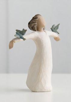 Happiness - Glück Figur Willow Tree Susan Lordi - Flairie - Schöne Dinge Online-Handel Silvia Neumann