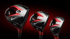 Priority Designs' designers, engineers, and prototypers have been working with Nike Golf's Long Term Research (LTR) group to push the boundaries of golf club innovation. With the Covert driver, the teams identified the goals of a driver that: Provides mor Nike Golf Clubs, Club Face, Golf Drivers, Club Design, Tiger Woods, Golf Accessories, Golf Tips, Golf Shoes, Golf Ball