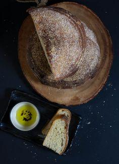 Pane Di Genzano - Bread from Genzano
