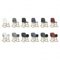 Form Rocking fauteuil Normann Copenhagen | Musthaves verzendt gratis