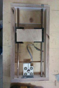 DIY - I miei progetti: CNC autocostruita a meno di 150 euro