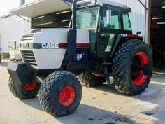 CASE 2394 Big Tractors, Case Tractors, Vintage Tractors, Dodge Ram Diesel, Tractor Implements, Classic Tractor, Heavy Machinery, Case Ih, International Harvester