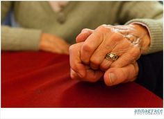 awesome custom ring on beautiful grandparents - Our Trip to Charlotte