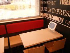 McDonald's Texas, Mount Vernon Digital Retail, Franklin County, Mount Vernon, Restaurant Ideas, Find Picture, Corner Desk, Digital Marketing, Texas, Electronics