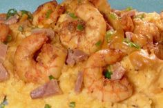 Get Shrimp and Grits Recipe from Cooking Channel
