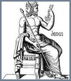 Janus Roman God of Gates: He could see the past as well as the future. Janus was the beginning and the end. He was wisdom. Roman Mythology, Greek Mythology, Capricorn Rising, Lucky Symbols, Roman Gods, Janus, The Next Big Thing, Poetry Books, Sculptures