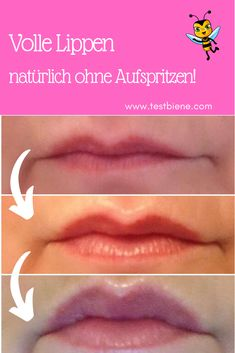 Meine Insta-Blogger-Kollegin Jamy-Lee testet gerade eines meiner Lieblingsprodukte von Juchheim: Volume4Lips ein wiederaufbauender Lippenbooster für volle Lippen natürlich ohne Aufspritzen und ohne Hormone.  Was denkst du, wieviel Zeit liegt zwischen den Bildern? Das und noch mehr erzähle ich dir gerne bei mir auf dem Blog.   #lippenaufbau #lippenaufspritzung #vollelippen