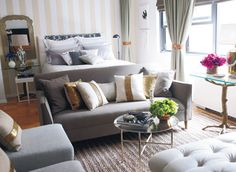 Left Coast Luxe: Berkus-Designed Apartment