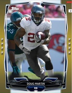 TOPPS-HUDDLE-GOLD-AS-ACTION-BOOST-DOUG-MARTIN-TAMPA-BAY-BUCCANEERS-ONLY-79-EXIST