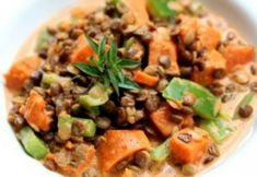 Lentil Curry - Real Recipes from Mums