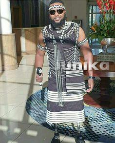 Xhosa Traditional Attire For Men Latest Designs - Sunika Traditional African Clothes Xhosa Attire, African Attire, African Maxi Dresses, African Clothes, African Fashion Traditional, Southern, Culture, Stylish, Bag