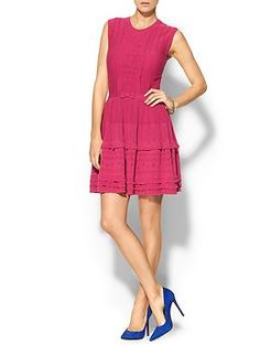 RED Valentino Sleeveless Knit Dress   Piperlime.Frack me and the horse I rode in on.  I can see this dress in simple brunch, to country picnic, to Oh shit I've got to meet his parents.  It works, it's stylish