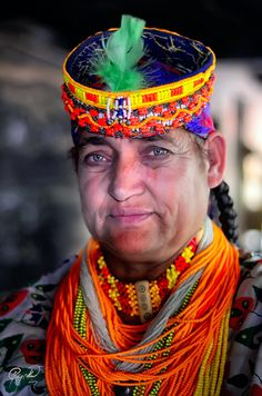 Colors of Kalash . Pakistan