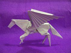 Картинки по запросу pegasus origami