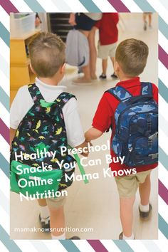 There are great options online, too! Some of my favorite snacks for toddlers and preschoolers are ones you can only find online (or get better deals online than in-store). Healthy School Snacks, Healthy Freezer Meals, Healthy Meals For Kids, Kids Meals, Kids Snack Box, Toddler Snacks, Preschool Snacks, Toddler Preschool, Toddler Nutrition