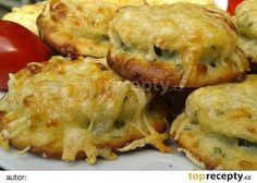 Cuketa v sýrovém těstíčku - pečená v troubě recept - TopRecepty.cz