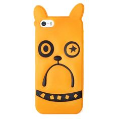 Ochranný kryt / pouzdro / Silikonový kryt Pes pro iPhone 5/5s by Marc Jacobs  #AllCases.cz #kryt #case #sleva #iphone #iphone5 #iphone5s