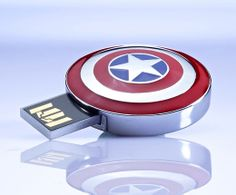Official Marvel-licensed USB thumb drives (Limited Edition). Get your Avengers memorabilia USB stick of your favorite hero at icart.com.sg