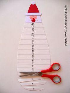 12 Idées de calendriers de l'avent à faire soi même [DIY] par petits-canaillous.fr