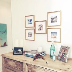 @womanista's gorgeous beach house Instagram Mini wall has us excited for…