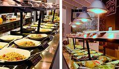 Ops! Ristorante di cucina mediterranea vegetariana a Roma