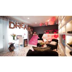 Idea: Bedroom. I will definitely change the colors to neon and aqua blue