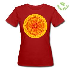 Sonnen-om T-Shirts