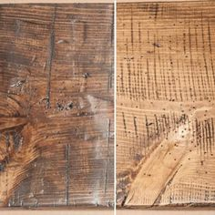 Time-worn wood brings a touch of rustic charm to every space. Here's how to make new wood look old. Steps for how to make distressed wood. Diy Furniture Renovation, Diy Furniture Cheap, Diy Furniture Projects, Wood Projects, Furniture Design, Furniture Legs, Garden Furniture, Building Furniture, Furniture Buyers