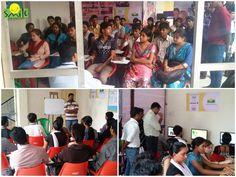 Smile Foundation, Youth Employment, Bright Future, Slums, Kolkata, Charity, Twitter