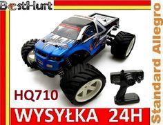 Zdalnie Sterowany Samochód Monster HQ710 4x4 30kmh