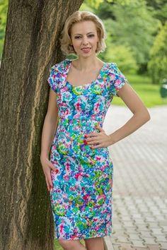 Rochie Summer Colours 2 - Femei