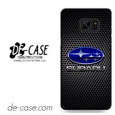 Subaru DEAL-10227 Samsung Phonecase Cover For Samsung Galaxy Note 7