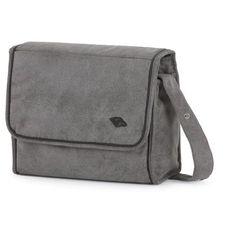 Bebecar Changing Bag in Slate Kiddicare.com