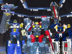 Scattershot, Hotshot, Red Alert (Transformers Cybertron 3)