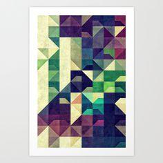 Tyo DDz Art Print by Spires | Society6